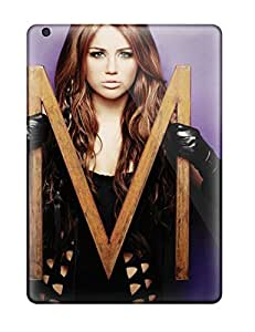 Top Quality Case Cover For Ipad Air Case With Nice Miley Cyrus Who Owns My Heart Appearance