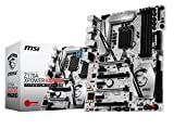 MSI Enthuastic Gaming Intel Z170A  LGA 1151 DDR4 USB 3.1 ATX Motherboard (Z170A XPower Gaming Titanium Edition)