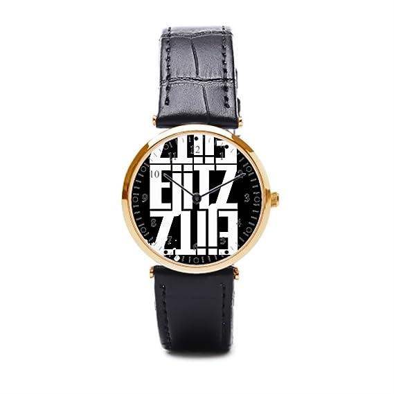 Reloj de pulsera para hombre (hiyane ejitz Punk barato Relojes de pulsera.: Amazon.es: Relojes