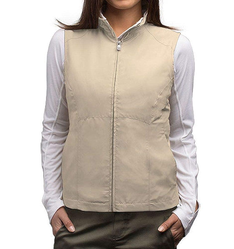 SCOTTeVEST RFID Travel Vests for Women with 18 Pockets - Utility Vest for Women