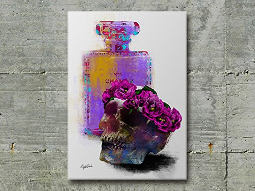 #048 Craig Garcia desire CHANEL dsr ブランド モチーフ アート ポスター (A3, 02) B075W374V6 A3|02 2 A3