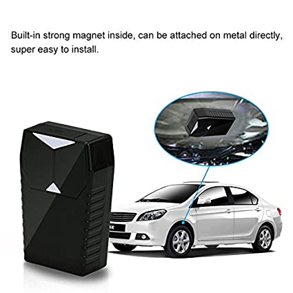 magnetic gps tracker car vehicle real time tracking system device gps locator