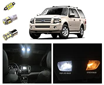 Ford Expedition Led Package Interior Tag Reverse Lights  Pieces