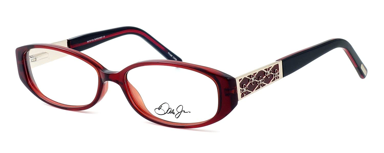 667d896a01 Amazon.com  Dale Earnhardt Jr. 6722 Designer Reading Glasses in Burgundy.  Custom made using eyeglass frames and prescription reader lenses. +3.00   Clothing