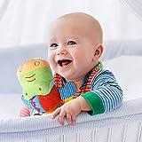 DricRoda Baby Rattles, Plush Stuffed Animals
