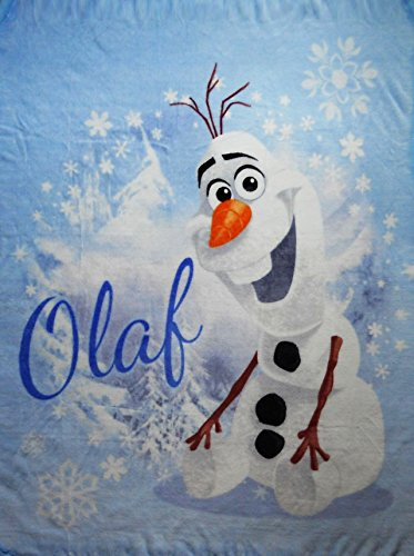 Disney Frozen Olaf Touch Throw product image