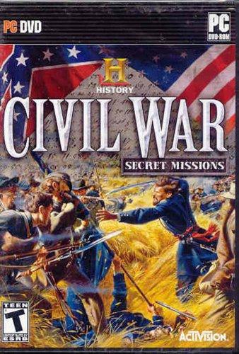 History Channel Civil War: Secret Missions - PC
