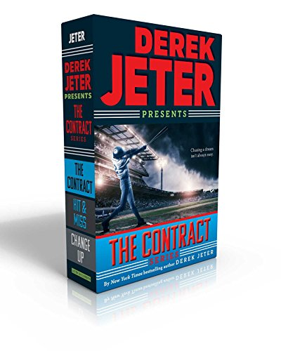 The Contract Series: The Contract; Hit & Miss; Change Up (Jeter Publishing) from ALADDIN