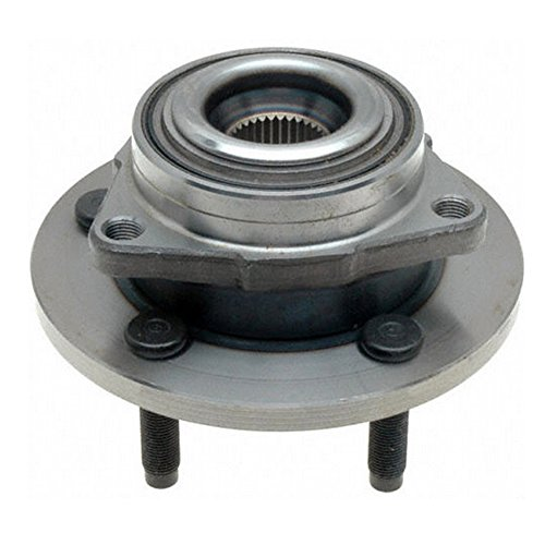 DRIVESTAR 513228 Front Wheel Hubs & Bearings Assembly fit Dodge Dakota Mitsubishi Raider 4WD Non-ABS