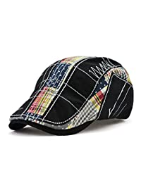 Flat Cap Fashion Men's Classic Golf Ivy Gatsby Newsboy Driving Hat
