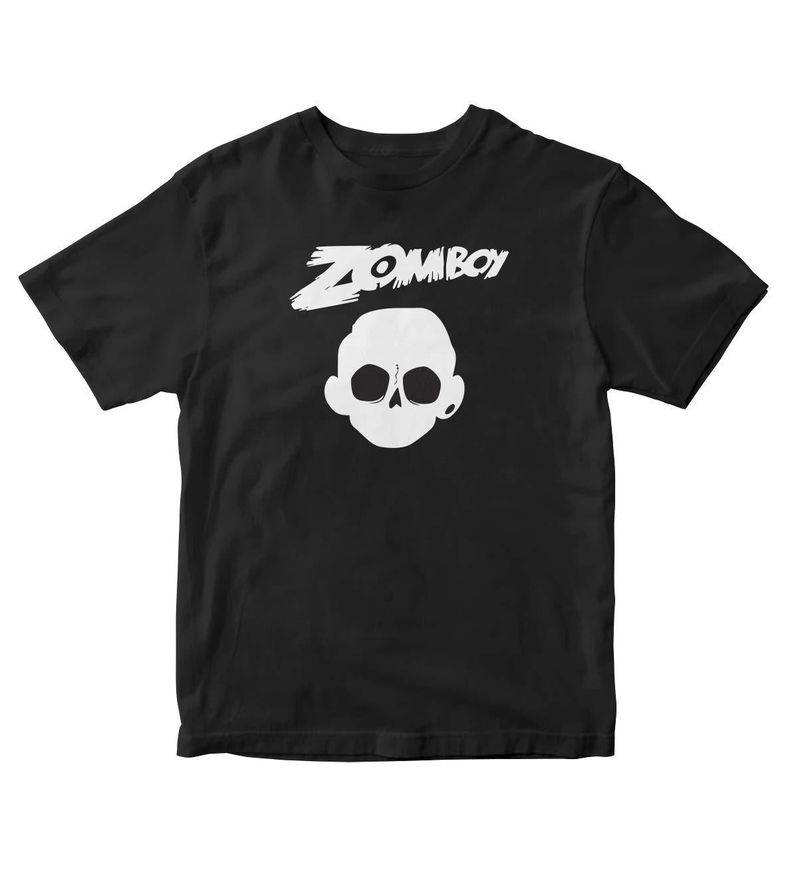 Tjsports Zomboy Dj Black Shirt S Music 76