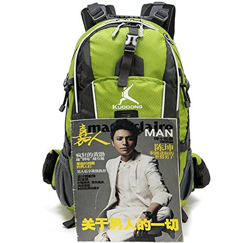BUSL Los hombres y las mujeres impermeable al aire libre de escalada mochila 45L viajes . a a