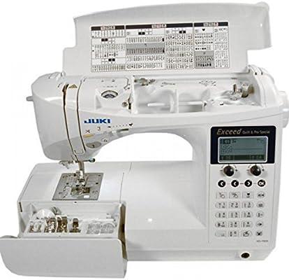 JUKI 0189684000190 - Máquina de Coser hzl-f600 Quilt & Pro Special ...