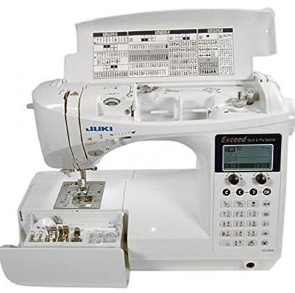 JUKI 0189684000190 - Máquina de Coser hzl-f600 Quilt & Pro Special