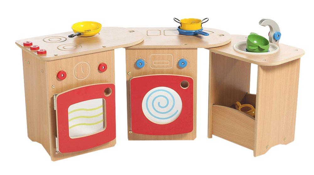 Inspirational Nurseries PT260 Roll Unfold Kitchen Playset (Small)