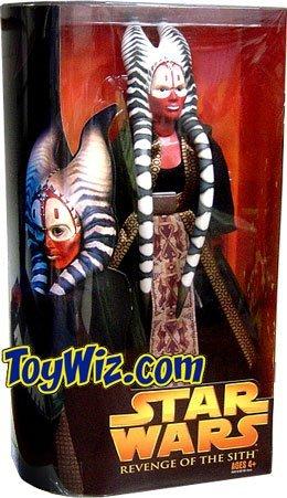 Hasbro Star Wars 12 in Female Jedi - SHAAK TI (Star Wars The Clone Wars Shaak Ti)