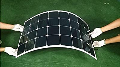 GOWE 300w solar home system DIY 100w solar panel 3pcs; flexible solar panels 300w; complicate solar system