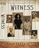 Witness, Karen Hesse, 0439271991