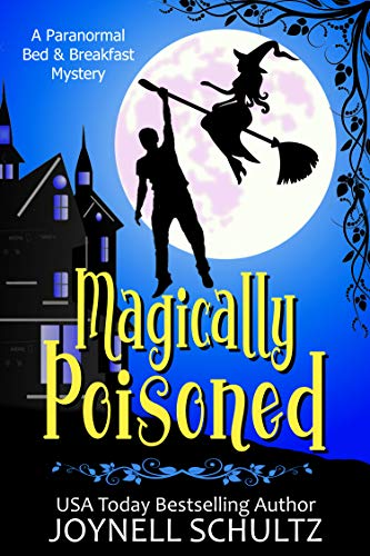 Magically Poisoned Cover