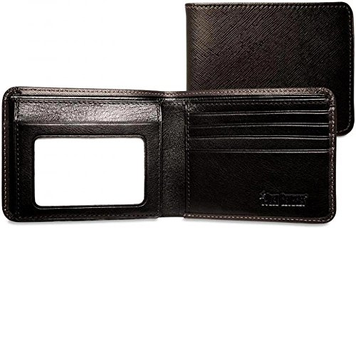 Leather Georges Bifold Wallet Slim Jack Jack Black Prestige Georges in Prestige gqPAwXS