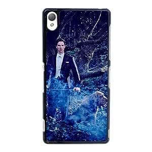 Benedict Cumberbatch MM58ER4 funda Sony Xperia Z3 caso del teléfono celular funda T8RL9Q4AF