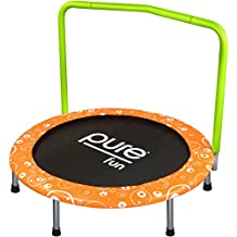 "Pure Fun Kids 36"" Foldable Mini Trampoline"