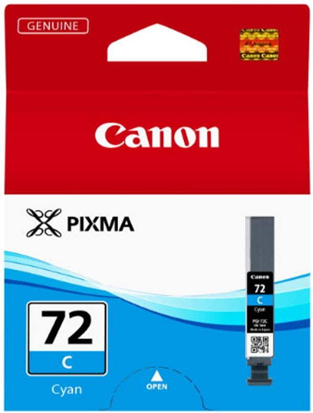 Canon PGI-72 C Cyan Ink Tank