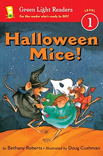 Halloween Mice! (Green Light Readers Level