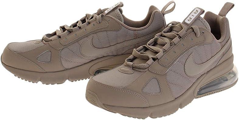 Nike Herren Air Max 270 Futura Sneaker Taupe: