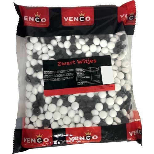 (Venco Black & White (Zwart Witjes) 2.2 Lb Bag)