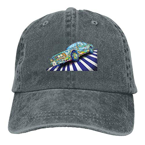 Hat JHDHVRFRr Denim Women Sport for Men Car Hats Cowboy Colorful Skull Cowgirl Cap TpxTAr