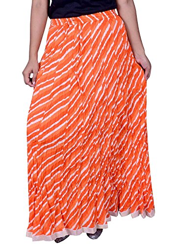 Indian Cotton Skirt Long Handicrfats Export Pezzava Women's For qAUwrAt