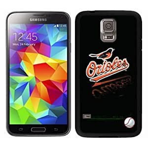 MLB Baltimore Orioles Case For Samsung Galaxy S5 I9600