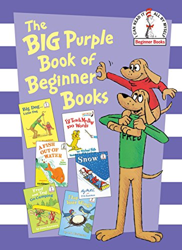 The Big Purple Book of Beginner Books (Beginner Books(R))