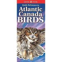 Atlantic Canada Birds (Pocket Nature Guides Series) by Helene Dobrowolsky (2013-07-30)
