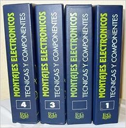 TECNICAS Y COMPONENTES 4 ARCHIVADORES - OBRA COMPLETA -: Amazon.es: VV.AA, S. A. F&G Editores: Libros