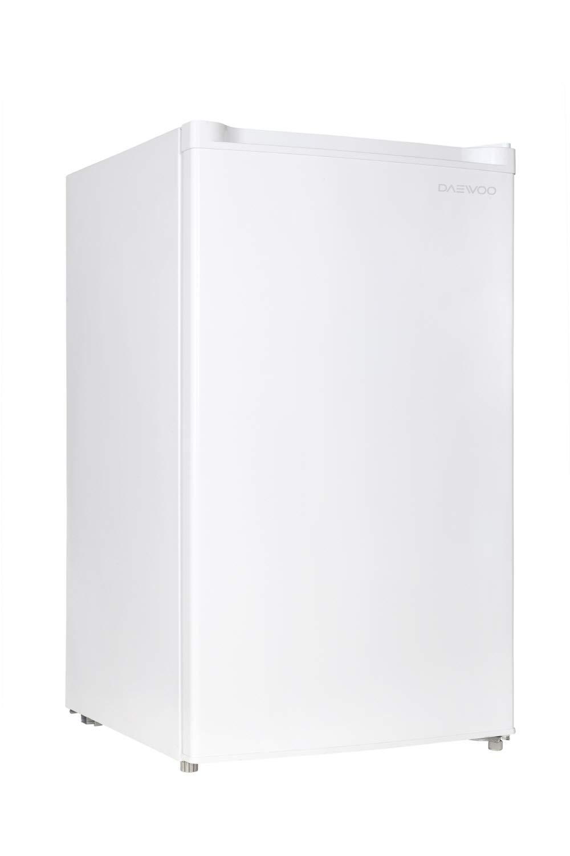 Daewoo FR-044RVWE Compact Refrigerator 4.4 Cu. Ft. | White