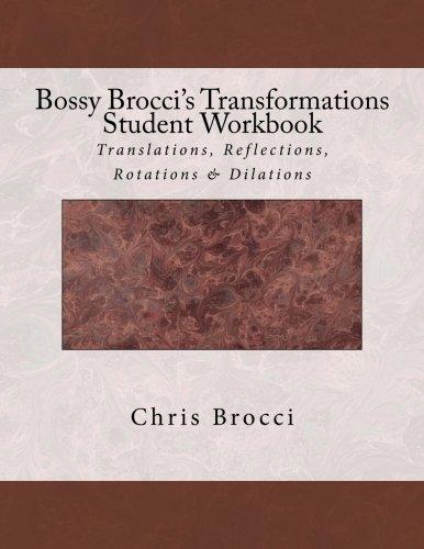 Amazon.com: Bossy Brocci's Transformations Student Workbook ...