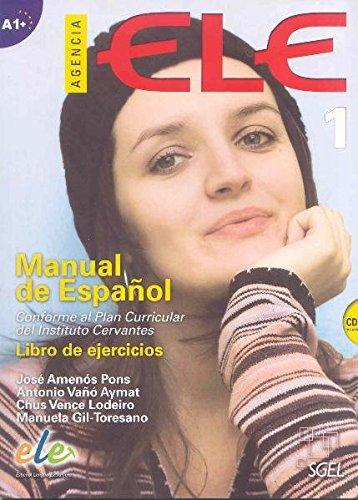Agencia Ele 1 Exercises: Libro De Ejercicios + CD 1 (Spanish Edition) PDF