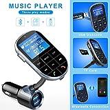 Bluetooth FM Transmitter for Car, Wireless