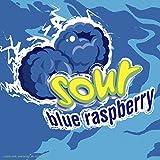 Hubba Bubba Sour Blue Raspberry Bubble Gum, 5 Piece