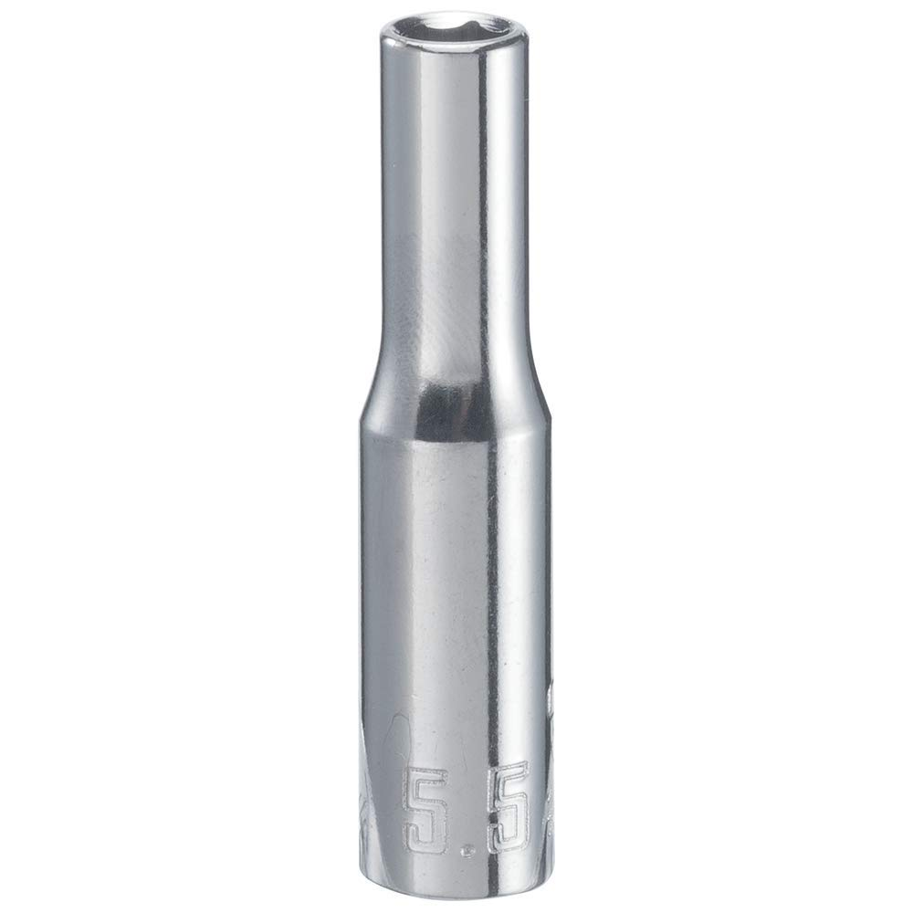 10mm CRAFTSMAN Deep Socket CMMT44407 Metric 1//4-Inch Drive 6-Point