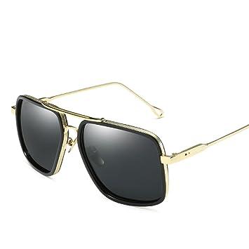 Gafas De Sol Polarizadas Aviator para Mujer para Hombre - Protección UV 400,C2