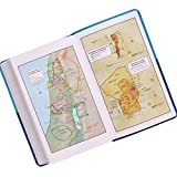 Holy Bible: KJV Giant Print Edition: Two-tone Teal Blue (King James Bible)