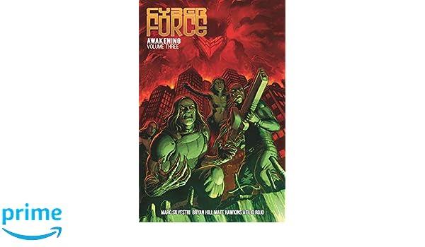 Amazon.com: Cyber Force: Awakening Volume 3 (9781534312289 ...