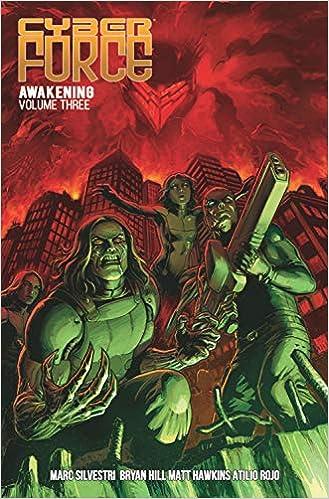Cyber Force: Awakening Volume 3: Amazon.es: Matt Hawkins ...