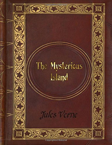 Jules Verne  - The Mysterious Island pdf
