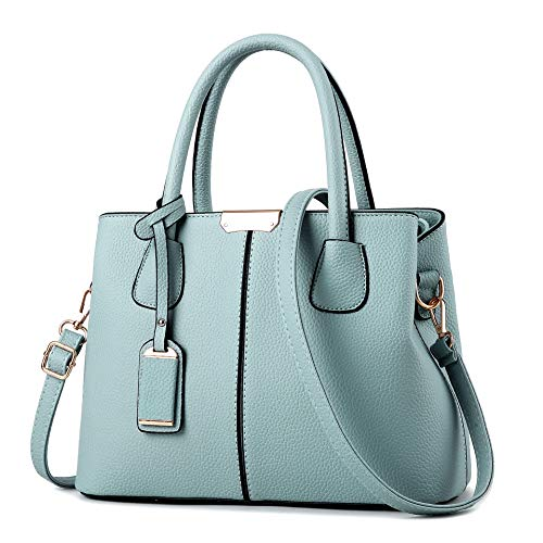 light blue bag - 1
