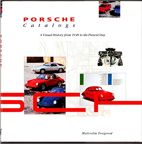 Porsche Catalogs: A Visual History from 1948 to the Present Day