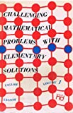 img - for Challenging Mathematical Problems with Elementary Solutions, Vol. 1: Combinatorial Analysis and Probability Theory. by A. M. Yaglom (1964-06-01) book / textbook / text book